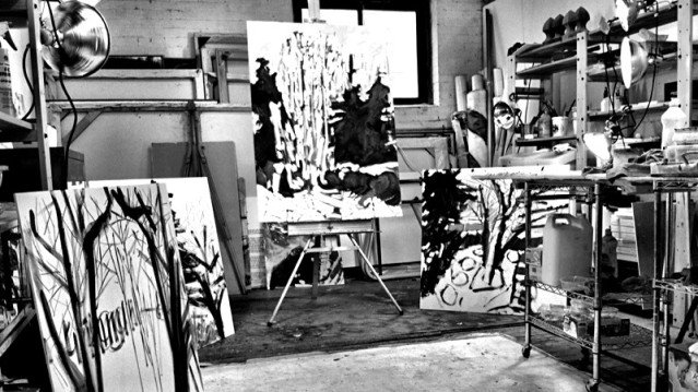 studio view 2013 bw